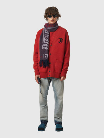 Diesel - K-CARY, Marron - Pull Maille - Image 4