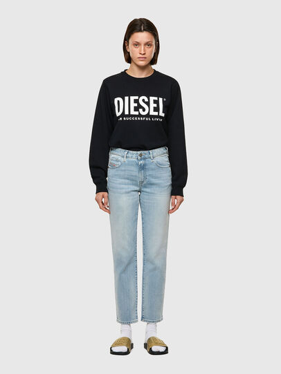 Diesel - D-Joy 009TY, Bleu Clair - Jeans - Image 5