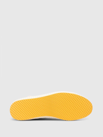 Diesel - S-YUK MC, Schwarz/Gelb - Sneakers - Image 4