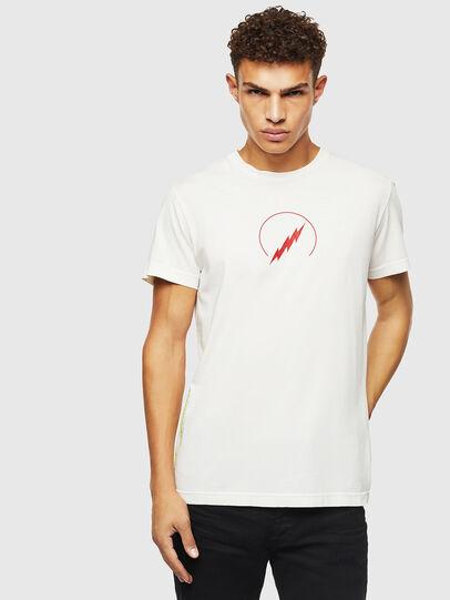 Diesel - T-DIEGO-J5, Weiß - T-Shirts - Image 1