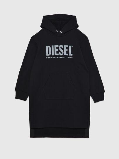 Diesel - DILSET, Schwarz - Kleider - Image 1