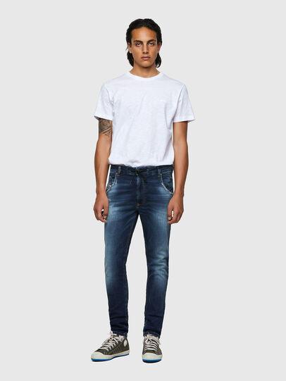Diesel - Krooley JoggJeans® 069YF, Bleu Foncé - Jeans - Image 5