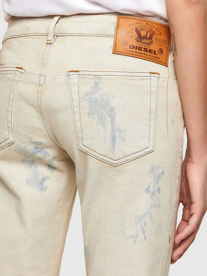 Diesel - D-Jevel 009UT, Blu Chiaro - Jeans - Image 4