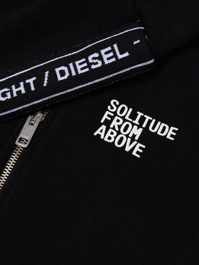 Diesel - SUITTOX, Schwarz - Sweatshirts - Image 3