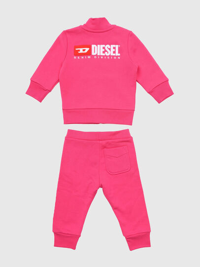 Diesel - SOLLYB-SET, Rosa - Latzhosen - Image 2
