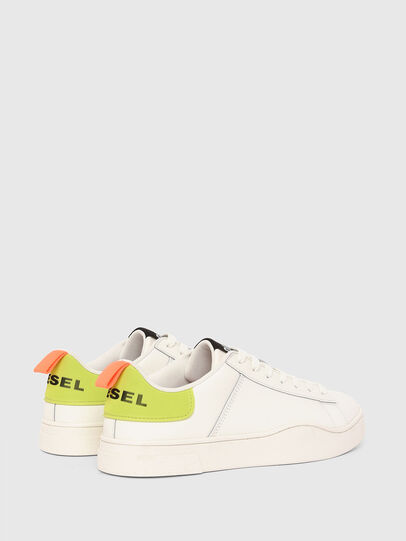 Diesel - S-CLEVER LOW LACE,  - Baskets - Image 3