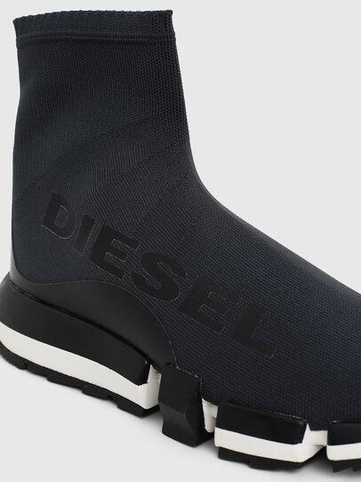 Diesel - H-PADOLA HIGH SOCK W, Schwarz - Sneakers - Image 4