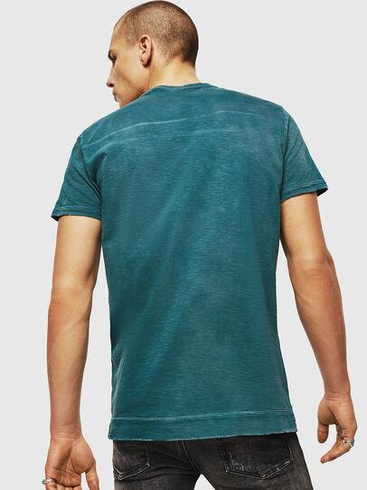 Diesel - T-DIEGO-CUT-AC, Marineblau - T-Shirts - Image 2