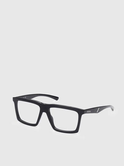 Diesel - DL5399, Schwarz - Korrekturbrille - Image 2