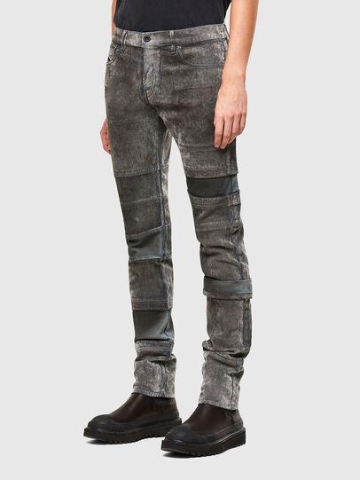 Diesel - TYPE-2020, Dunkelgrau - Jeans - Image 1