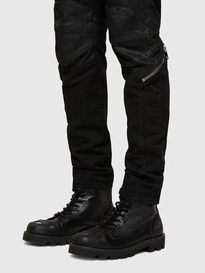 Diesel - D-Strukt 069TH, Noir/Gris foncé - Jeans - Image 5