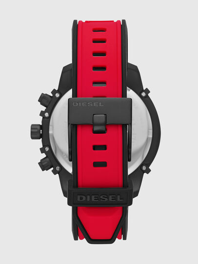 Diesel - DZ4530, Rot/Schwarz - Uhren - Image 3