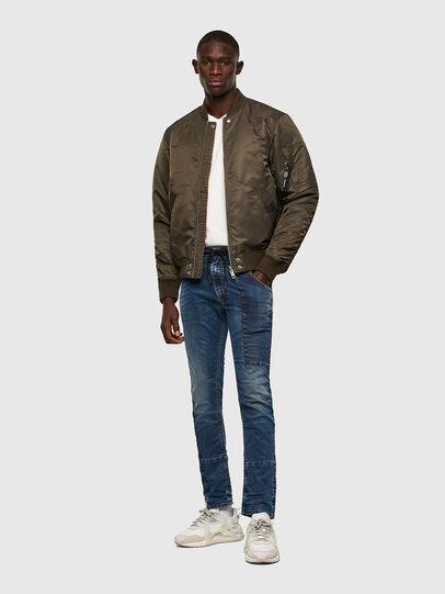 Diesel - Krooley JoggJeans® 069TX, Bleu moyen - Jeans - Image 6
