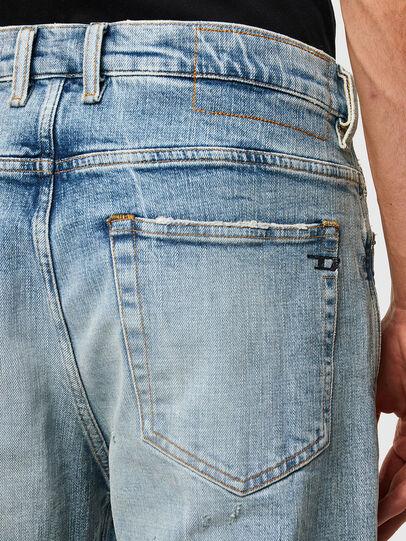 Diesel - D-Vider 009JR, Bleu Clair - Jeans - Image 6