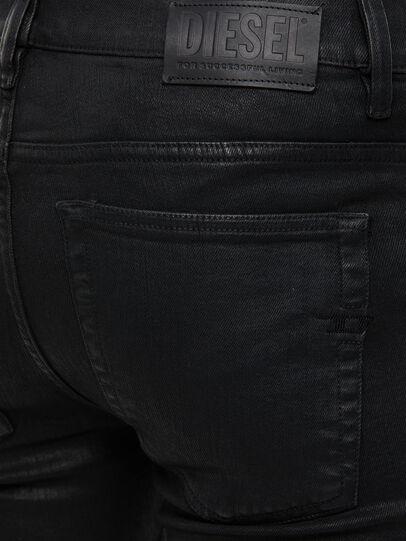Diesel - D-Amny 009ID, Noir/Gris foncé - Jeans - Image 4