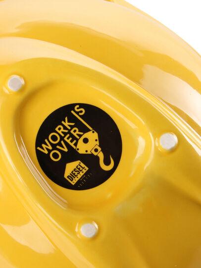 Diesel - 11057 WORK IS OVER, Gelb - Wohnaccessoires - Image 5