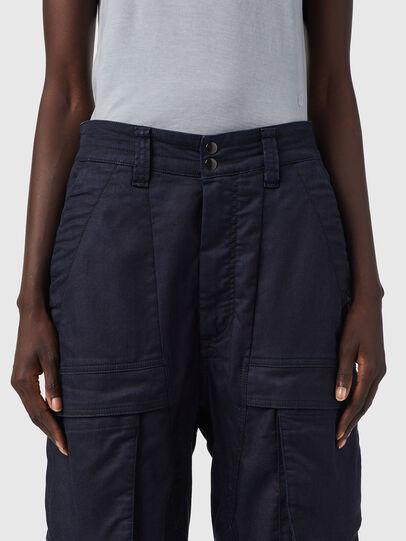 Diesel - D-Emma JoggJeans® 0CEAT, Bleu Foncé - Jeans - Image 3