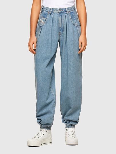 Diesel - D-Concias 009RQ, Bleu Clair - Jeans - Image 1
