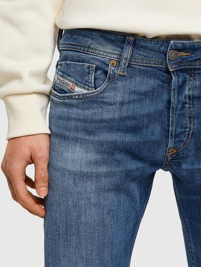Diesel - Sleenker 009PK, Bleu moyen - Jeans - Image 4