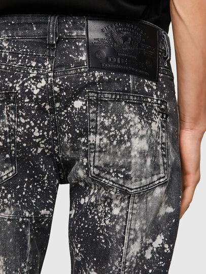 Diesel - D-Strukt 009SW, Gris Clair - Jeans - Image 3