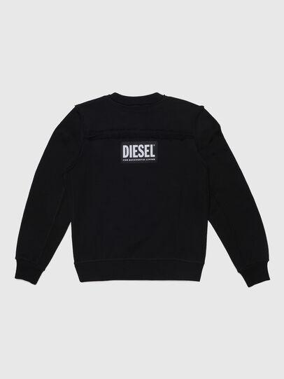 Diesel - SAMELY, Schwarz - Sweatshirts - Image 2