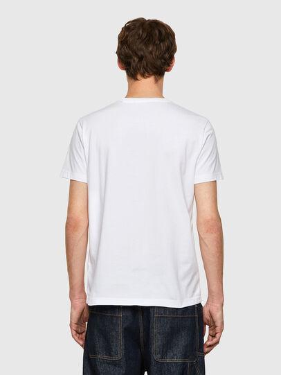 Diesel - T-DIEGOS-B9, Blanc - T-Shirts - Image 2