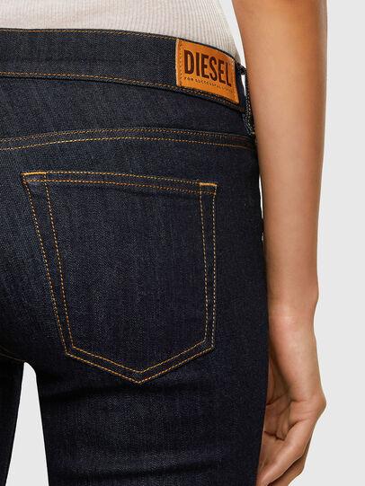Diesel - D-Ebbey 069MX, Bleu Foncé - Jeans - Image 4