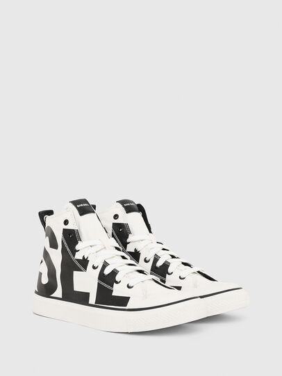 Diesel - S-ASTICO MC, Weiß/Schwarz - Sneakers - Image 2