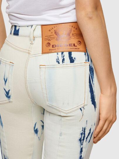 Diesel - D-Joy 009UX, Blu medio - Jeans - Image 3