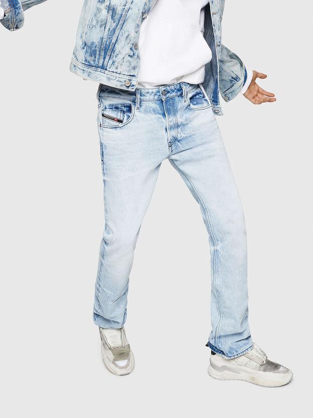 D-Ligenz 0078C, Hellblau - Jeans