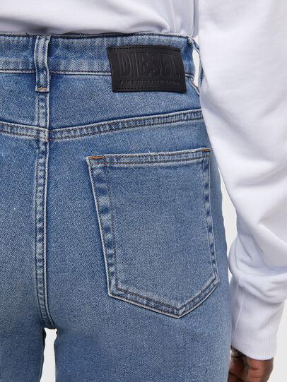 Diesel - D-Eiselle JoggJeans 009KP, Hellblau - Jeans - Image 5