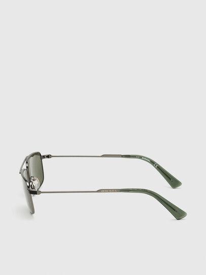 Diesel - DL0308, Schwarz/Grau - Sonnenbrille - Image 3