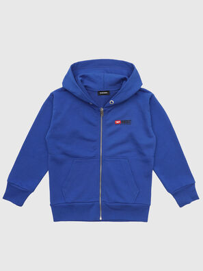 SALBYZIP OVER, Blau - Sweatshirts