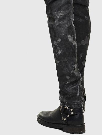 Diesel - Thommer JoggJeans 084AI, Schwarz/Dunkelgrau - Jeans - Image 5