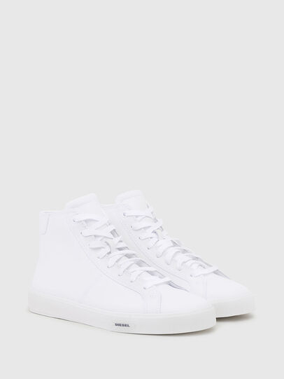 Diesel - S-MYDORI MC, Bianco - Sneakers - Image 2