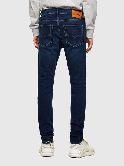 Diesel - D-Luster 009ML, Blu Scuro - Jeans - Image 2