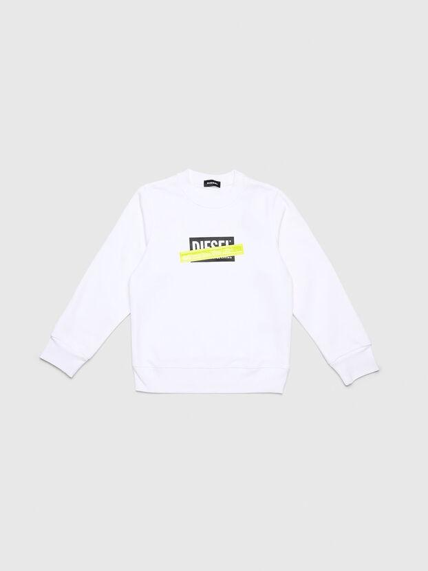SGIRDIE, Weiß - Sweatshirts