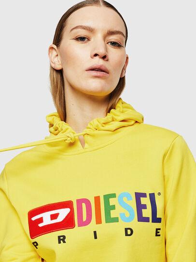 Diesel - UFLT-BRANDALWZ,  - Sweatshirts - Image 3