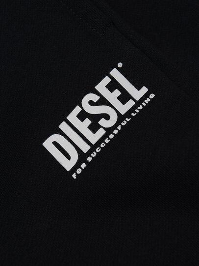Diesel - PTARYLOGO, Noir - Pantalons - Image 3