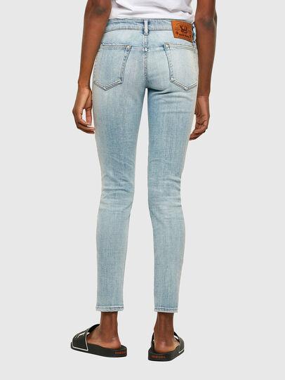 Diesel - D-Jevel 009PQ, Bleu Clair - Jeans - Image 2
