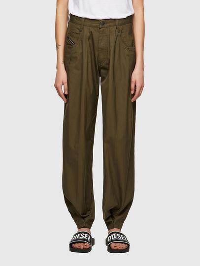 Diesel - P-JO-A, Vert Militaire - Pantalons - Image 1