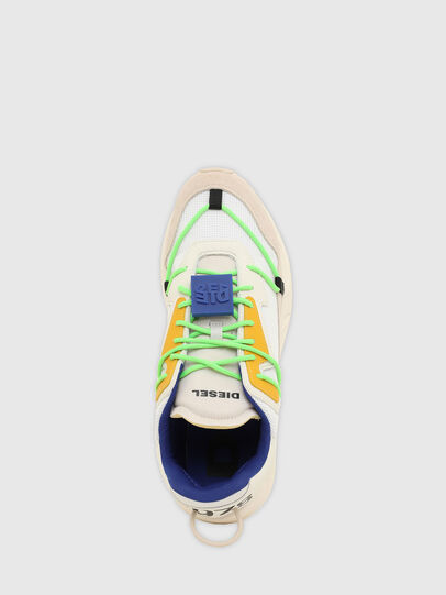 Diesel - S-SERENDIPITY LACE, Bianco/Rosa - Sneakers - Image 6
