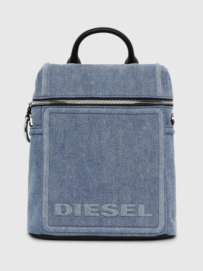 Diesel - ERACLEA II, Jeansblau - Rucksäcke - Image 1
