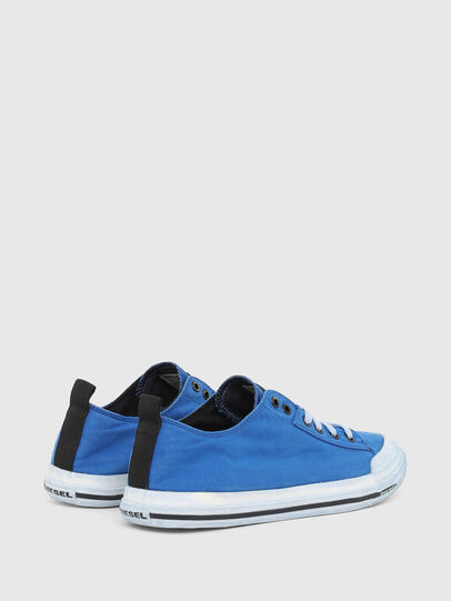 Diesel - S-ASTICO LOW CUT, Blu - Sneakers - Image 3