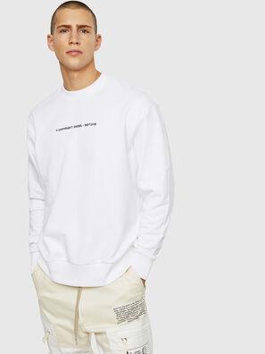 S-BAY-COPY, Weiß - Sweatshirts