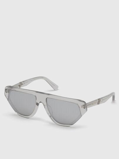 Diesel - DL0322, Grau - Sonnenbrille - Image 2