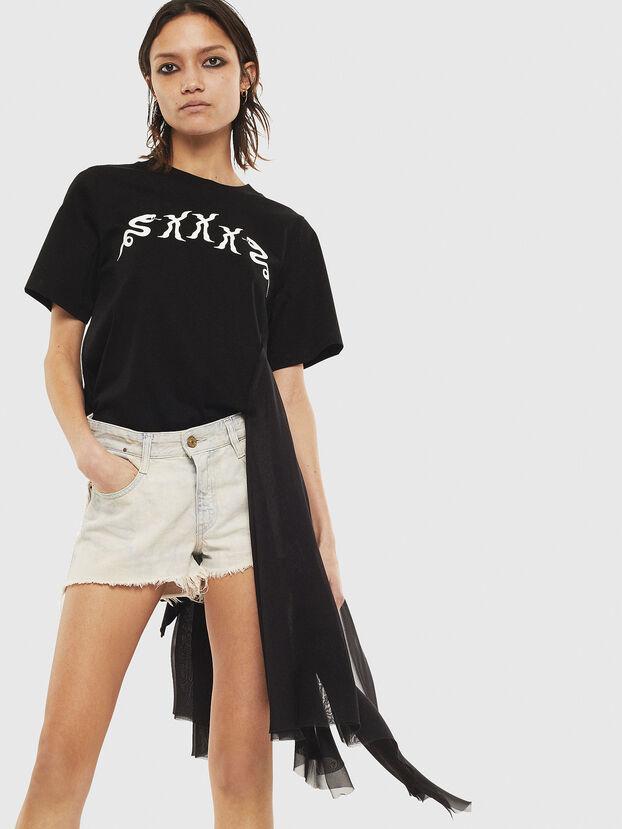 T-SETH, Schwarz - T-Shirts