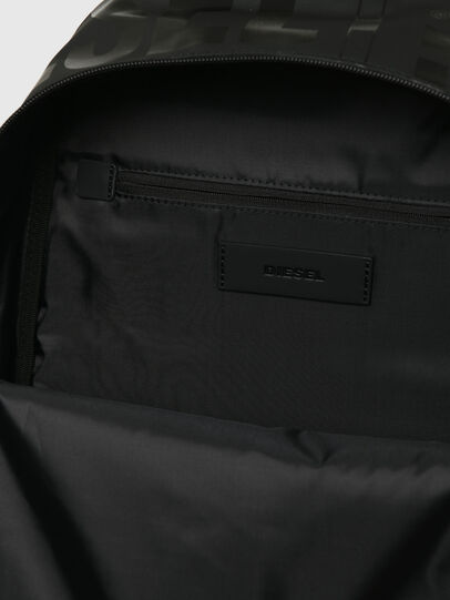 Diesel - X-BOLD BACK, Black - Backpacks - Image 4