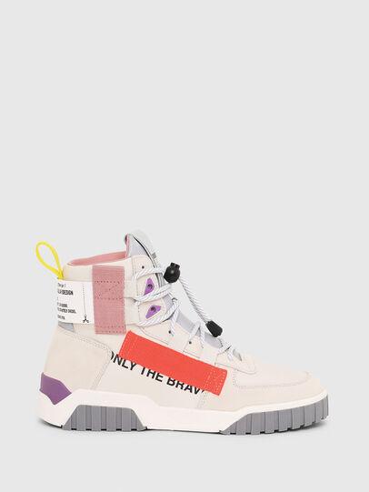 Diesel - S-RUA MID SP W, Weiß - Sneakers - Image 1