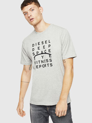 T-JUST-J5, Grau - T-Shirts